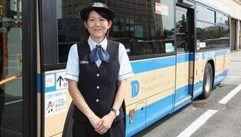 人と環境にやさしい路線バスを運行しています